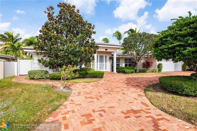 3211 NE 56th Ct, Fort Lauderdale, FL 33308 (MLS #F10207063) :: Castelli Real Estate Services