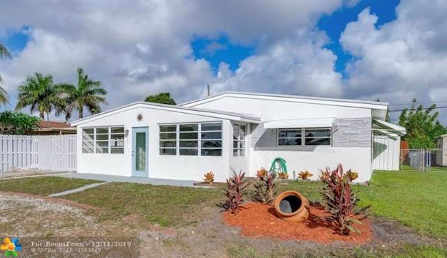 3471 SW 15th St, Fort Lauderdale, FL 33312 (MLS #F10207107) :: United Realty Group