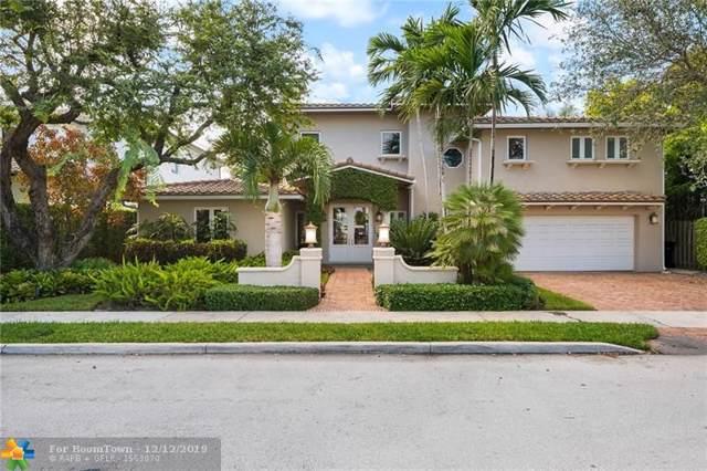 425 Poinciana Dr, Fort Lauderdale, FL 33301 (MLS #F10207247) :: Patty Accorto Team