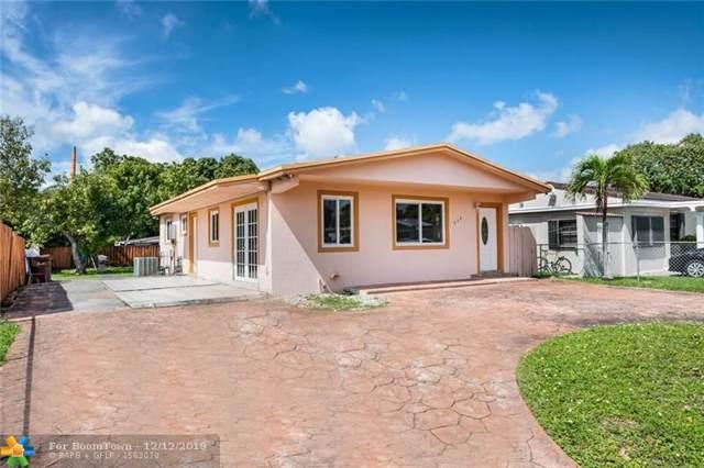 439 E 60th St, Hialeah, FL 33013 (MLS #F10207274) :: Lucido Global