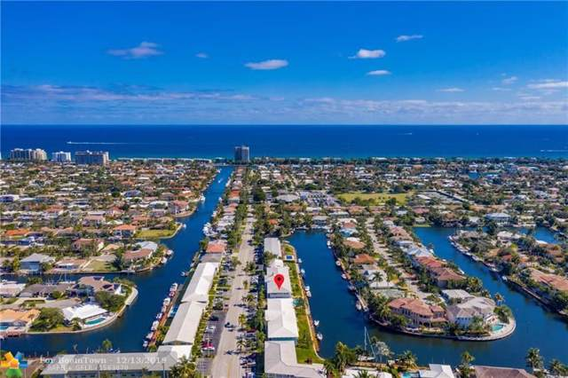 2400 NE 36th St #12, Lighthouse Point, FL 33064 (MLS #F10207277) :: RE/MAX