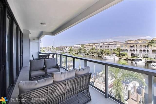 60 Hendricks Isle #301, Fort Lauderdale, FL 33301 (MLS #F10207339) :: Green Realty Properties