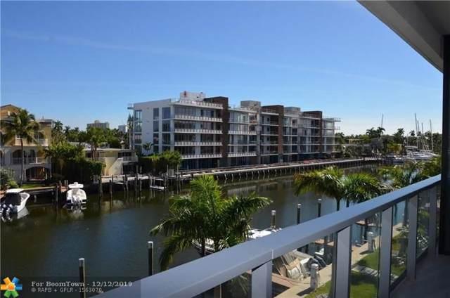 70 Hendricks Isle #302, Fort Lauderdale, FL 33301 (MLS #F10207348) :: United Realty Group