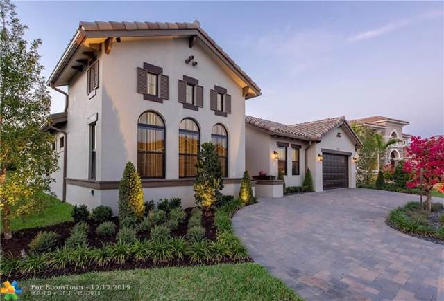 9980 Bay Leaf Ct, Parkland, FL 33076 (MLS #F10207353) :: United Realty Group