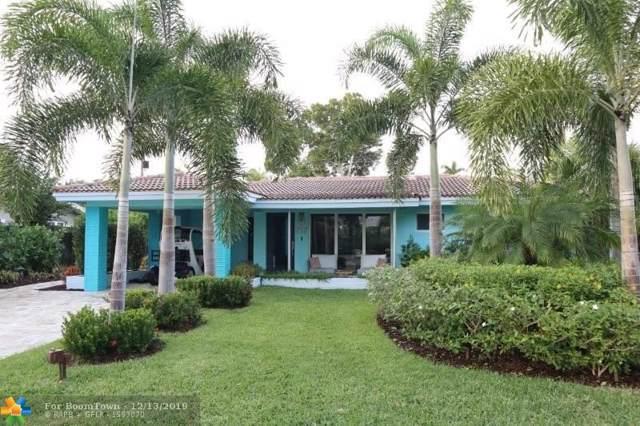 717 NE 20th St, Wilton Manors, FL 33305 (MLS #F10207358) :: RE/MAX