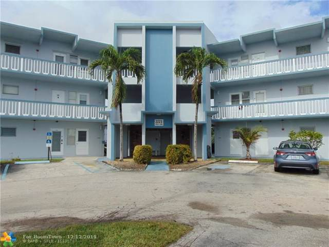 2223 Park Ln #314, Hollywood, FL 33021 (MLS #F10207374) :: United Realty Group
