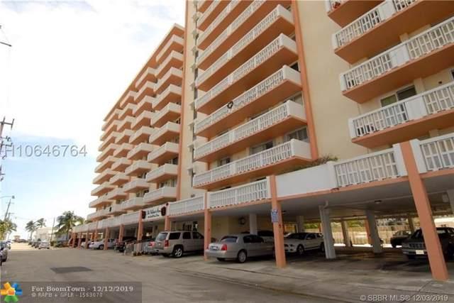 801 S Ocean Dr #1001, Hollywood, FL 33019 (MLS #F10207390) :: Berkshire Hathaway HomeServices EWM Realty