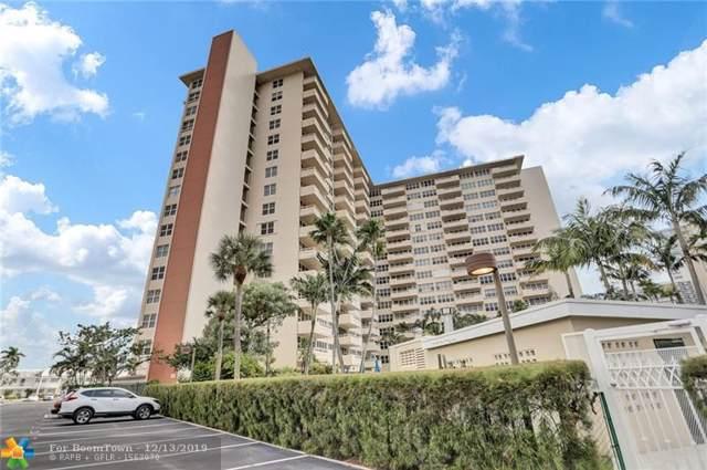 3300 NE 36th St #204, Fort Lauderdale, FL 33308 (MLS #F10207468) :: RE/MAX