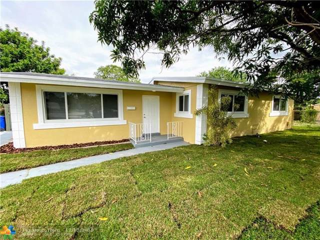 1612 NW 11th Ave, Fort Lauderdale, FL 33311 (MLS #F10207501) :: RE/MAX