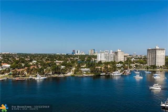 1 Las Olas Circle #1405, Fort Lauderdale, FL 33316 (MLS #F10207503) :: RE/MAX