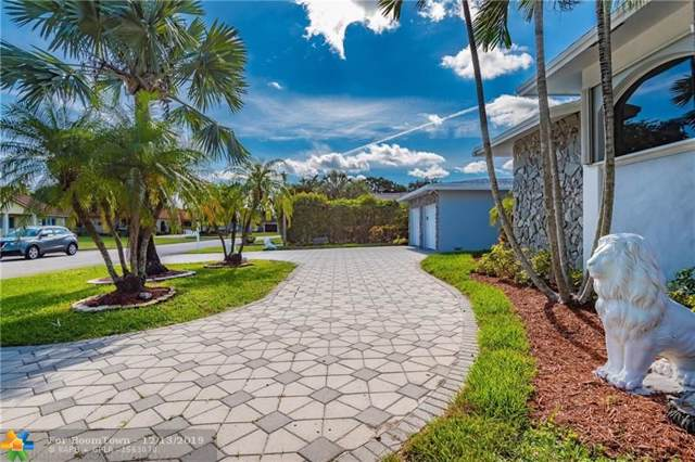 607 Sea Turtle Way, Plantation, FL 33324 (MLS #F10207533) :: RE/MAX
