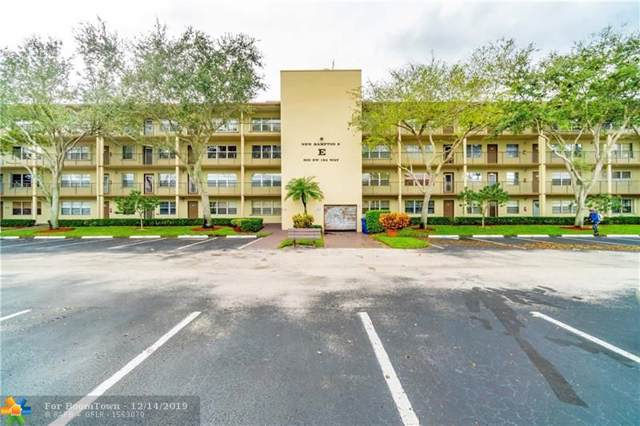 300 SW 134th Way 112 E, Pembroke Pines, FL 33027 (MLS #F10207596) :: RE/MAX Presidential Real Estate Group