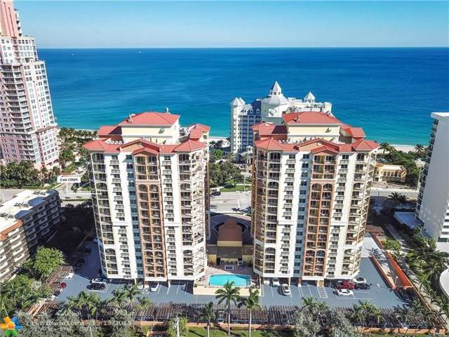 2011 N Ocean Blvd #1204, Fort Lauderdale, FL 33305 (MLS #F10207613) :: RICK BANNON, P.A. with RE/MAX CONSULTANTS REALTY I