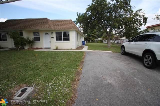 121 SW 17th St, Pompano Beach, FL 33060 (MLS #F10207617) :: Laurie Finkelstein Reader Team