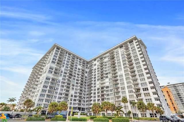 405 N Ocean Blvd #1905, Pompano Beach, FL 33062 (#F10207742) :: Posh Properties