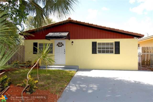 1000 SW 19th St, Fort Lauderdale, FL 33315 (MLS #F10207877) :: The O'Flaherty Team