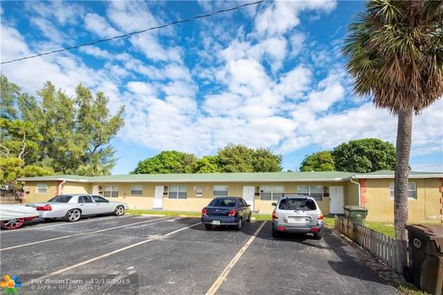 4008 NW 5th Ave, Oakland Park, FL 33309 (MLS #F10207939) :: The Paiz Group