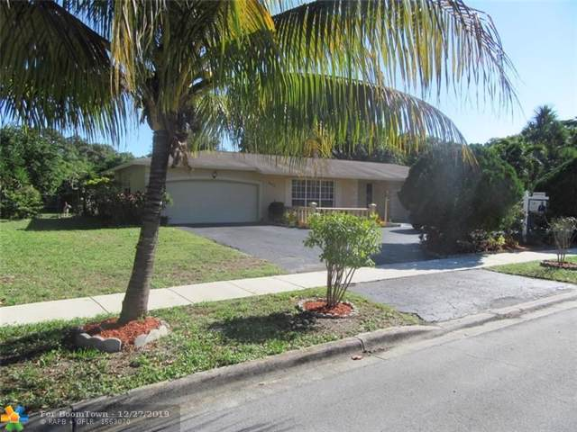 440 Curry Cir, Margate, FL 33068 (MLS #F10208171) :: Green Realty Properties