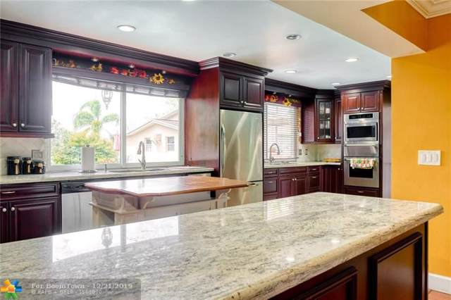 611 NW 45th Ave, Coconut Creek, FL 33066 (MLS #F10208392) :: Green Realty Properties