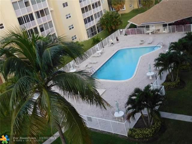 610 NE 12th Ave #602, Hallandale, FL 33009 (#F10208509) :: Ryan Jennings Group
