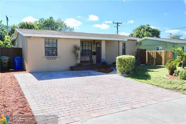 130 NE 51st Ct, Oakland Park, FL 33334 (MLS #F10208658) :: Berkshire Hathaway HomeServices EWM Realty
