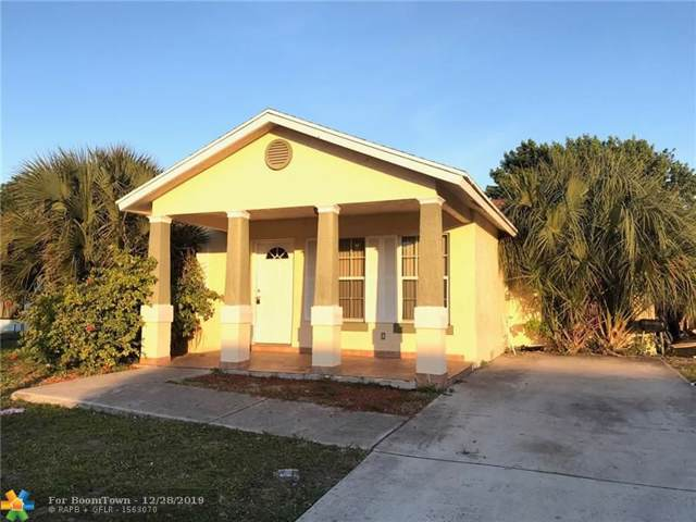 1108 Freshwater, West Palm Beach, FL 33401 (MLS #F10208676) :: Green Realty Properties