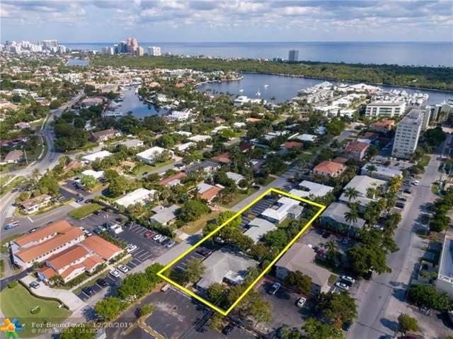2510 - 2522 NE 11th Ct, Fort Lauderdale, FL 33304 (MLS #F10208767) :: Green Realty Properties