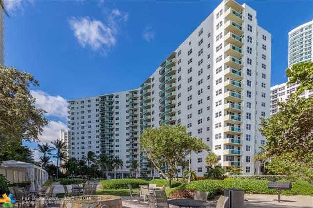 3001 S Ocean Dr #347, Hollywood, FL 33019 (MLS #F10208845) :: Green Realty Properties