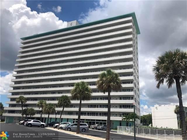 4050 N Ocean Dr #907, Lauderdale By The Sea, FL 33308 (MLS #F10208930) :: GK Realty Group LLC