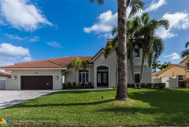 4250 NE 24th Ave, Lighthouse Point, FL 33064 (MLS #F10208986) :: GK Realty Group LLC
