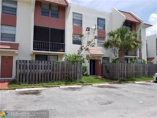 1748 NW 55th Ave #203, Lauderhill, FL 33313 (MLS #F10209001) :: Green Realty Properties