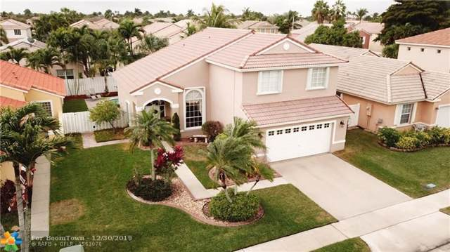 19032 NW 12th Ct, Pembroke Pines, FL 33029 (MLS #F10209037) :: Castelli Real Estate Services