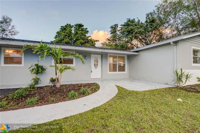 6811 NW 7th Ct, Margate, FL 33063 (MLS #F10209133) :: Green Realty Properties