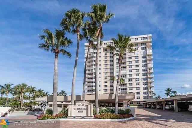 5200 N Ocean Blvd 1009D, Lauderdale By The Sea, FL 33308 (MLS #F10209160) :: GK Realty Group LLC
