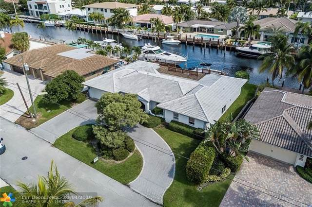 3750 NE 27th Ave, Lighthouse Point, FL 33064 (MLS #F10209482) :: Green Realty Properties