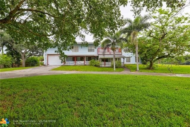 15921 SW 56 Street, Southwest Ranches, FL 33331 (MLS #F10209500) :: Green Realty Properties