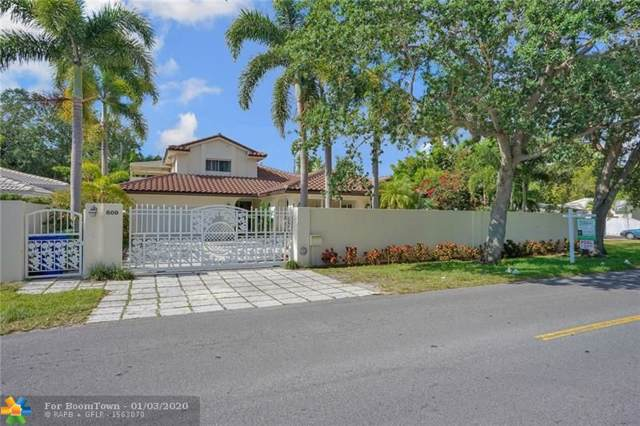 608 SW 17th St, Fort Lauderdale, FL 33315 (MLS #F10209620) :: The O'Flaherty Team