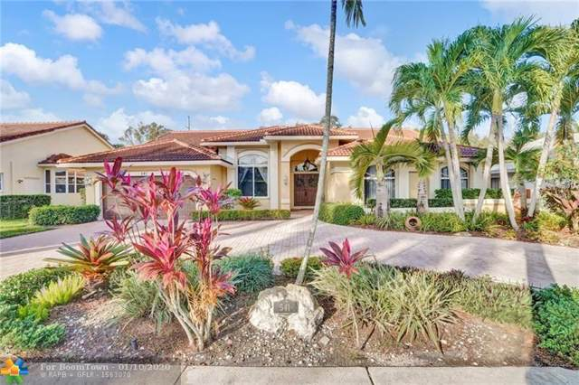 541 NW 110th Ave, Plantation, FL 33324 (MLS #F10209764) :: Green Realty Properties