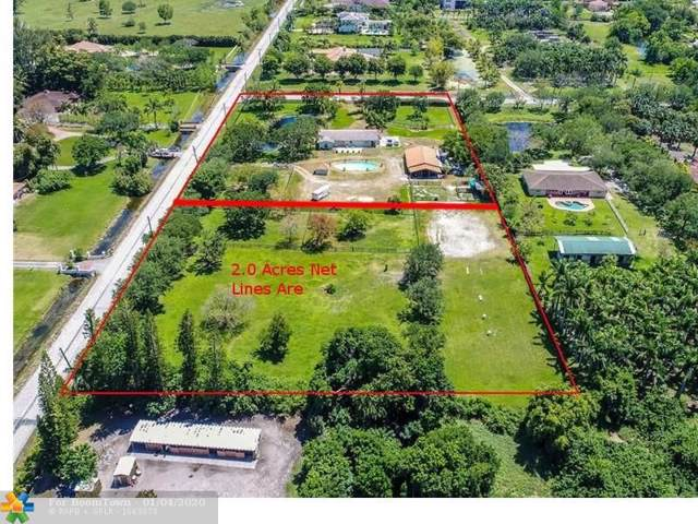 6801 Appaloosa Trail, Southwest Ranches, FL 33330 (MLS #F10209777) :: United Realty Group