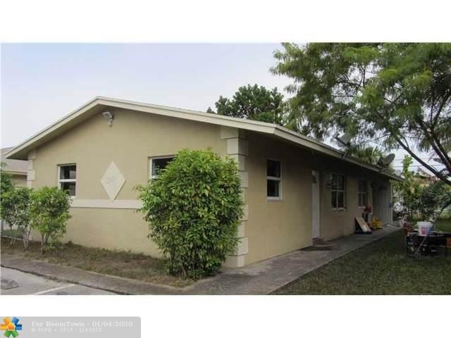 2141 NW 4th Ct. #1-2, Pompano Beach, FL 33069 (MLS #F10209784) :: Green Realty Properties