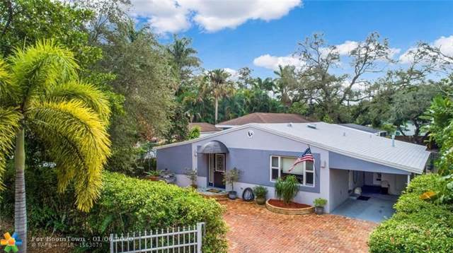 608 SW 13th St, Fort Lauderdale, FL 33315 (MLS #F10209812) :: The O'Flaherty Team