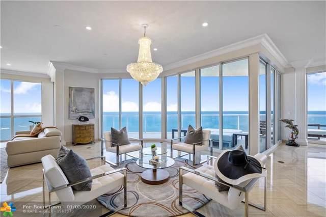 3200 N Ocean Blvd Ph 2909, Fort Lauderdale, FL 33308 (MLS #F10209837) :: GK Realty Group LLC