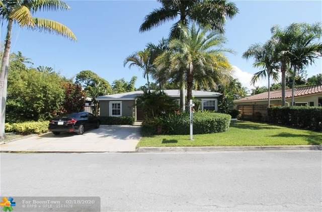 1420 NE 16th Ter, Fort Lauderdale, FL 33304 (MLS #F10209900) :: Castelli Real Estate Services