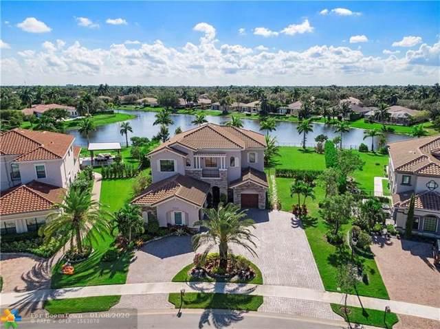 10340 Sweet Bay Ct, Parkland, FL 33076 (MLS #F10209946) :: GK Realty Group LLC