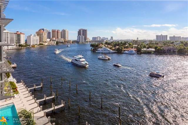 511 Bayshore Dr #801, Fort Lauderdale, FL 33304 (MLS #F10209952) :: The O'Flaherty Team