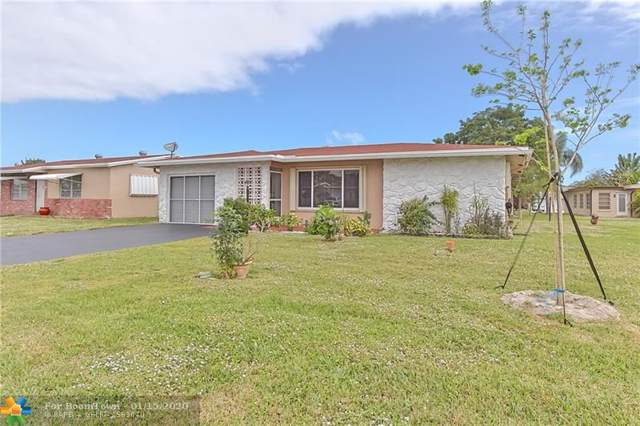 4720 NW 13th Ave, Deerfield Beach, FL 33064 (MLS #F10210002) :: Green Realty Properties