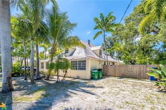 600 SW 9th St, Fort Lauderdale, FL 33315 (MLS #F10210017) :: Patty Accorto Team