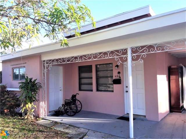 618 58th St, West Palm Beach, FL 33407 (MLS #F10210105) :: Green Realty Properties