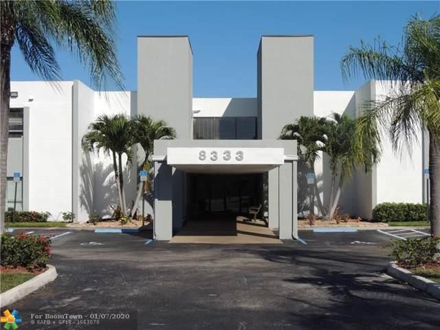 8333 W Mcnab Rd #122, Tamarac, FL 33321 (MLS #F10210164) :: The Paiz Group