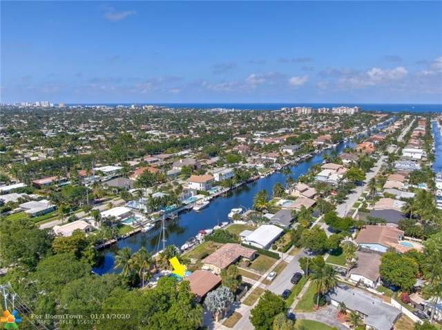 2151 NE 48th St, Lighthouse Point, FL 33064 (#F10210282) :: Adache Real Estate LLC